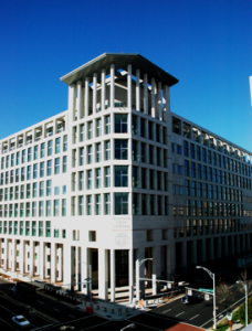 Mecklenberg county Courthouse